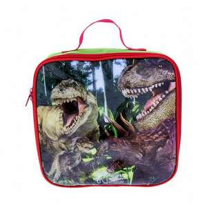 Half Price Dinosaurs Lunch Bag @ the National History Museum Shop (Free C&C or £3.99 Delivery Charge)