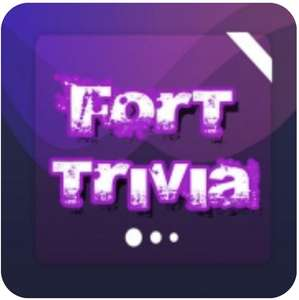 Fort Trivia for Fortnite. 99p now FREE!