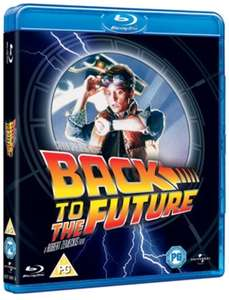Back to the Future (Blu-Ray) £2.78 Delivered (Using Code) @ Zoom