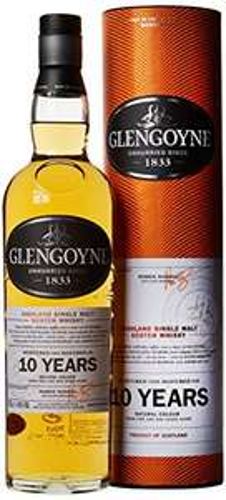 Glengoyne 10 year old single Malt Whisky 70cl £23.89 @ Amazon