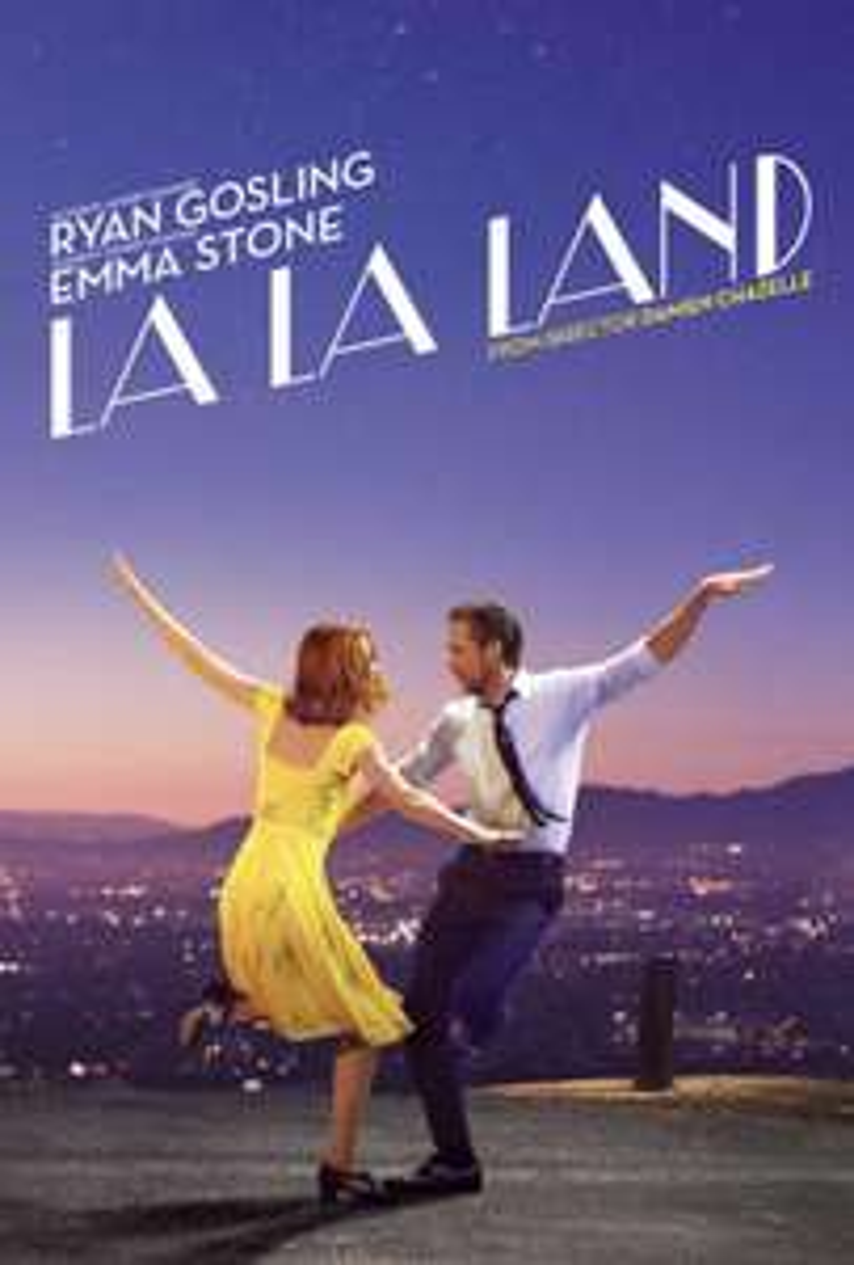 La La Land 4k £3.99 @ iTunes