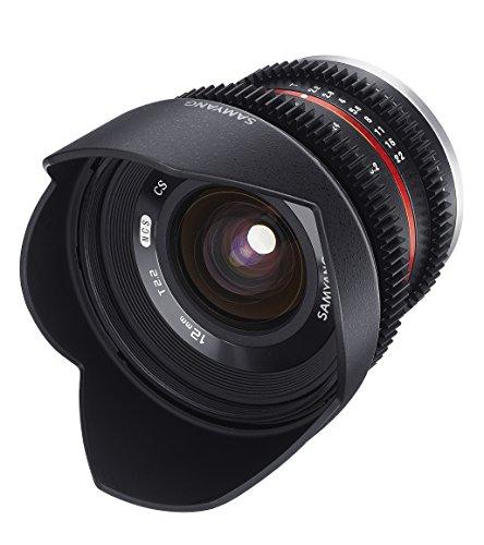 Samyang 12 mm F2.2 VDSLR for Canon M - £164.62 Amazon