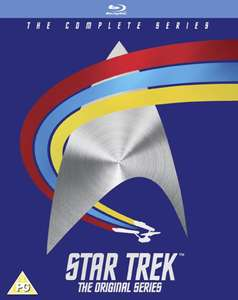 Star Trek The Original Series 1, 2 and 3 on Blu-Ray incl delivery £32.99 @ zavvi