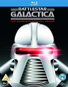 Battlestar Galactica: The Complete Original Series Box Set [Blu-ray] £19.16 w/code @ Zoom