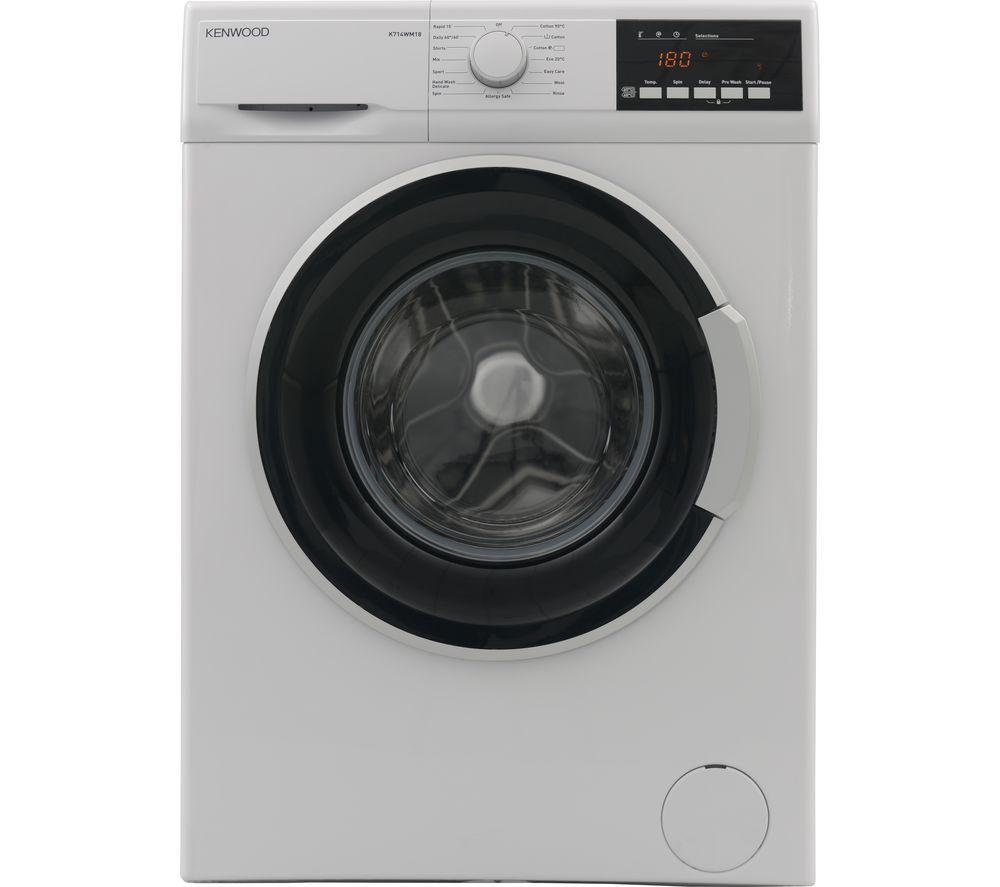 KENWOOD K714WM18 7 kg 1400 Spin Washing Machine - White @ Currys £189.99