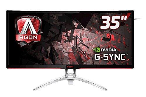 G-SYNC 100Hz 3440 x 1440 AOC AG352UCG 35-Inch Widescreen MVA LED Multimedia Curved Monitor £677.06 @ Amazon