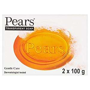 Pears Soap original  x 2 100gm instore Boots nationwide. - 90p