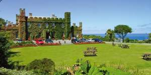 2 night stay in Cornish castle for 2 with breakfast, round of golf + tickets to Tate St Ives add a child for £7.50 @ Travelzoo