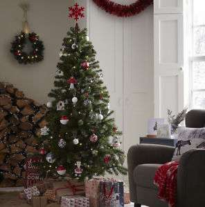 Tesco 6ft 180cm Evergreen Christmas Tree Green With Plastic Base Stand 21 50 Delivered