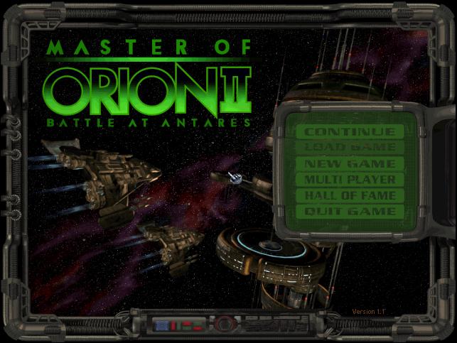 Master of Orion 1+2 £1.19 @ GOG