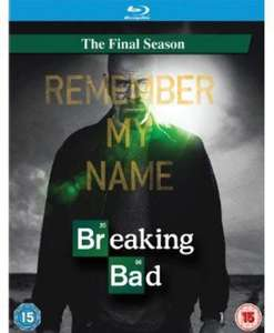All 6 seasons of Breaking Bad on Blu Ray for £35 (Buying separately) @ Amazon