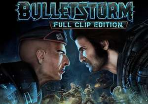 Bulletstorm: Full Clip Edition Duke Nukem Bundle PC Steam Key £4.83 @ Gamivo