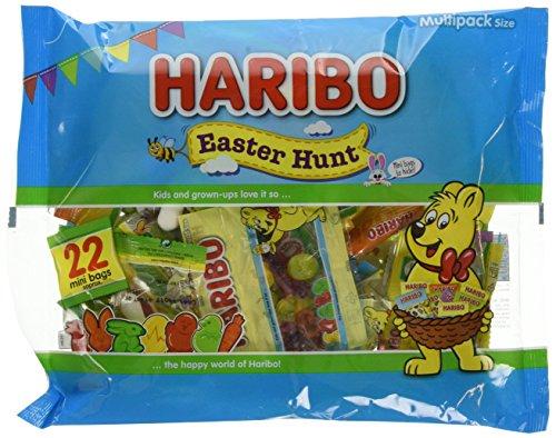 Haribo Easter Hunt Mini Bags, 352 g, Pack of 10 £14.46  amazon prime