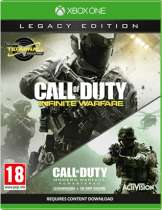 Call of Duty: Infinite Warfare (Legacy Edition / Pro Legacy Edition) £4.99 Delivered (Pre Owned) @ GAME (Includes COD4 Remastered)