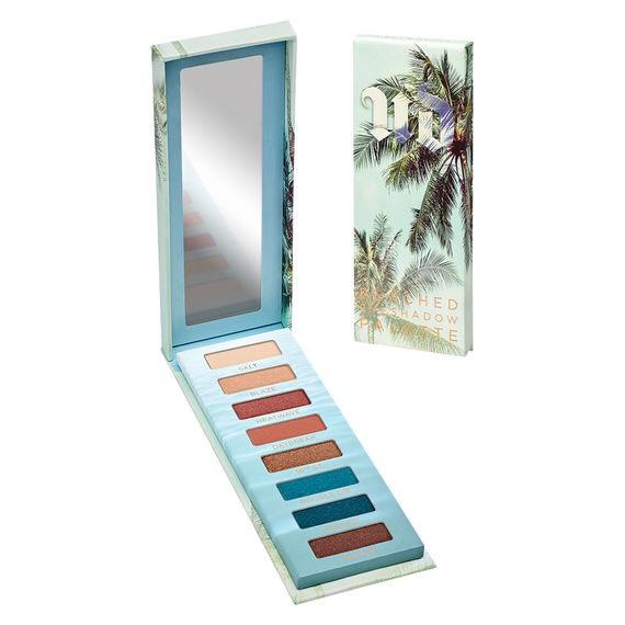 Urban Decay - Limited edition 'Beached' eye shadow palette  £16.80 Debenhams