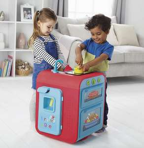 Carousel Lets Cook 360 Four Sided Kitchen With Kettle was £40, then £25 now £19 Del @ Tesco / eBay