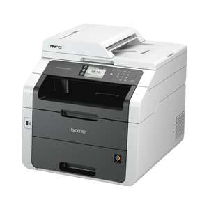 Brother MFC9330CDW All-In-One Colour Laser Printer £13.78 delivered at Staples
