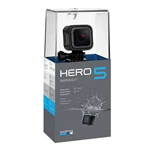 GoPro HERO5 Session Camera, 10 MPx, 4k, black delivered £156.43 @ amazon.it (backordered till 19th Oct)