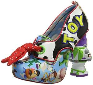 Toy Story Shoes - £199 @ Irregular Choice