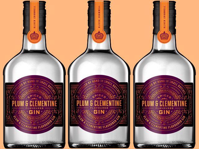 Aldi plum and Clementine gin - £13.99 @ Aldi