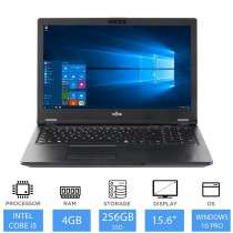 "Fujitsu LIFEBOOK E458 15.6"" Laptop Intel Core i5-7200U, 4GB RAM, 256GB SSD, Windows 10 Pro £399.99 Delivered with code @ Laptop Outlet"