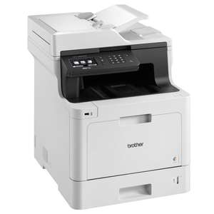 Brother MFC-L8690CDW Colour Laser All In One Printer, WIFI, A4 £70.66 with codes (FREE AFTER CASHBACK FROM BROTHER) @ staples