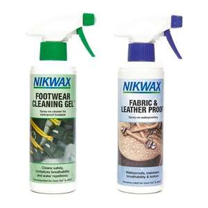50% off NIKWAX from Millets excludes special offers