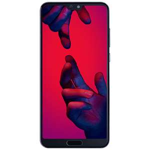 Huawei P20 Pro Like New Twilight @ O2 Refresh - £374 + £18 1mth contract