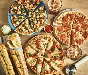 Iceland Pizza Deal - Three Pizzas, Pack of two Garlic Bread and 1.5ltr Pepsi for £5 - From 17th October