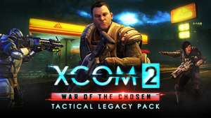 XCOM 2: War of the Chosen – Tactical Legacy Pack DLC - FREE via Steam (to owners of WotC)