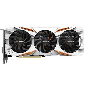 Gigabyte NVIDIA GeForce GTX 1080 Ti GAMING OC £585.46 @ Amazon