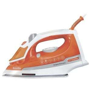 Breville-VIN384-Supersteam-2200W-Steam-Iron-Stainless-Steel Soleplate - £11.50 delivered @ Tesco eBay outlet