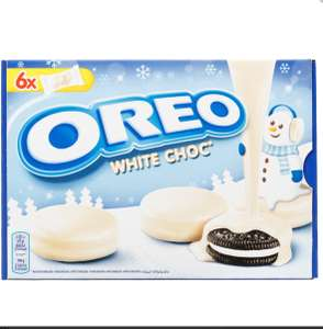Oreo Original White Chocolate Sandwich Biscuits 246g £1.50 Sainsbury's