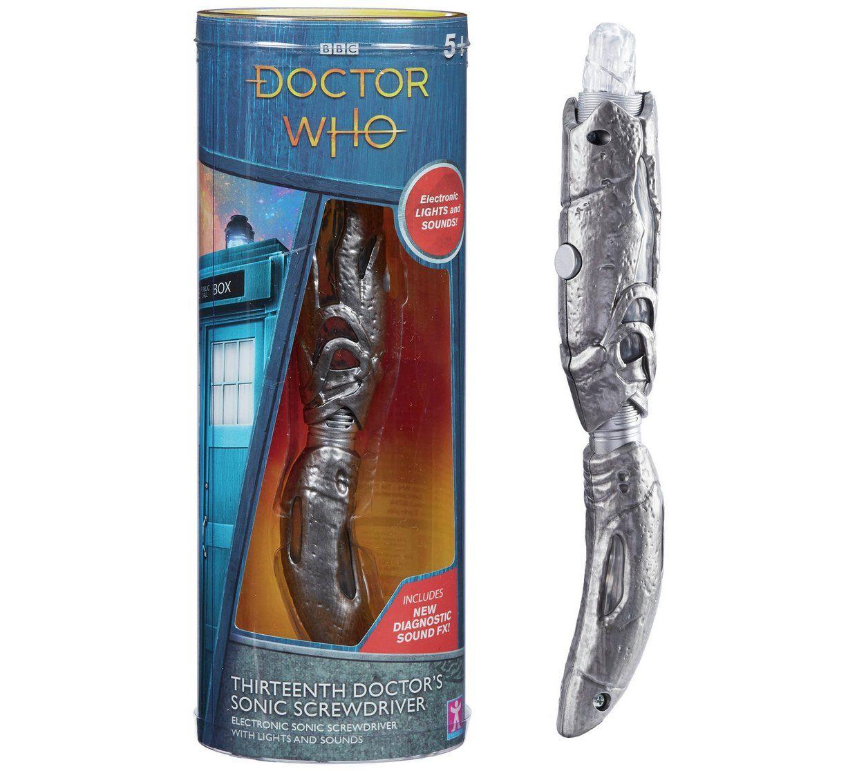 Doctor Who 13th Sonic Screwdriver £14.99 @ Argos (free C&C)