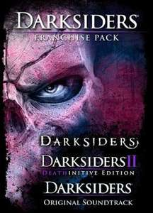 Darksiders Franchise Pack PC Steam Key £3.70 @ Instant Gaming