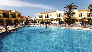 Family 4 7 Nights 15th Oct Gatwick GLOBALES APARTAMENTOS BINIMAR CALA'N FORCAT, MENORCA, SPAIN £332.10 Family of 4 @ Tui