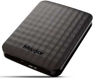 Maxtor 4TB USB 3.0 portable hard drive. 3 year warranty and free delivery £85.60 @ Amazon (Sold by NCG Group / FBA)