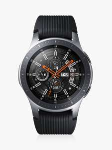 Samsung Galaxy Watch £249 when you trade in an old smart watch (or camera?) at  John Lewis & Partners