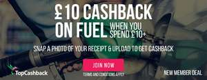 £10 TCB on fuel when filling up at various fuel stations - bonus for referral scheme!