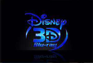 3 Disney Bluray 3D Blurays for £19.02p Delivered (offer stack) on Amazon