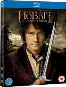 The Hobbit: An Unexpected Journey Blu-Ray and Digital HD £2.05  (Prime) / £5.04 (non Prime)  Sold by MusicnMedia and Fulfilled by Amazon.