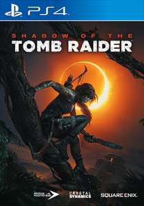 Shadow of The Tomb Raider PS4 £27.17 from PSN Store Turkey