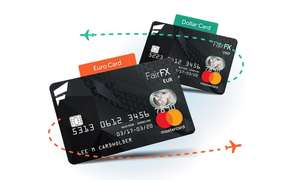 £25 Travel Money on Prepaid MasterCard (Euro/Dollar) from FairFX for £5.95 w/code via Groupon (Top up required)