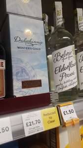 Dalwhinnie Winter's Gold Malt Whisky 70cl - £21.70 @ Tesco Metro Bristol