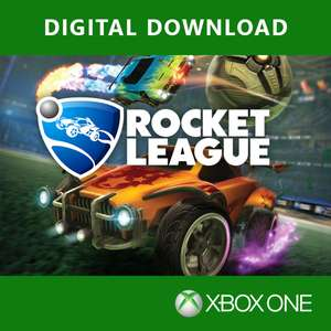 Rocket League Xbox One (Download code) £6 99 + 10% back in