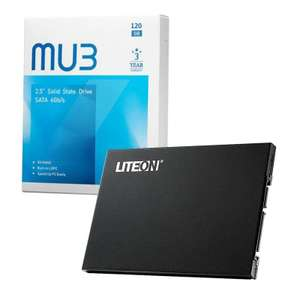 120GB Lite-On Internal Solid State Drive £19.79 @ 7dayshop