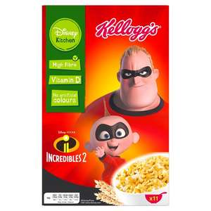 Disney Incredibles 2 Cereal 350g @ Heron Foods - £1