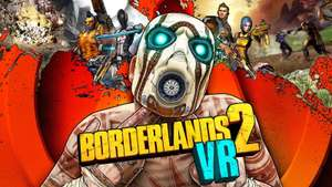 Borderlands 2 VR on PlayStation 4 Store US Version pre-order $49.99 (for use on US accounts only)