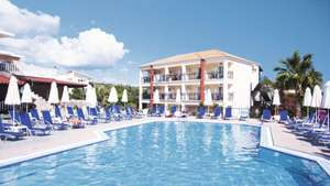 7 Nights Tsilivi Zante - 2 adults + 2 Children - Rtn Flights inc 15kg luggage pp + Apartment + Transfers = £94.05 pp (£376.20 total) @ Tui