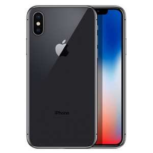 Apple iPhone X 256GB SIM FREE/ UNLOCKED - Space Gray - £909.99 @ Toby Deals